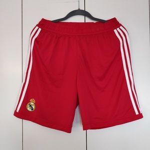 adidas Real Madrid 11/12 3rd shorts